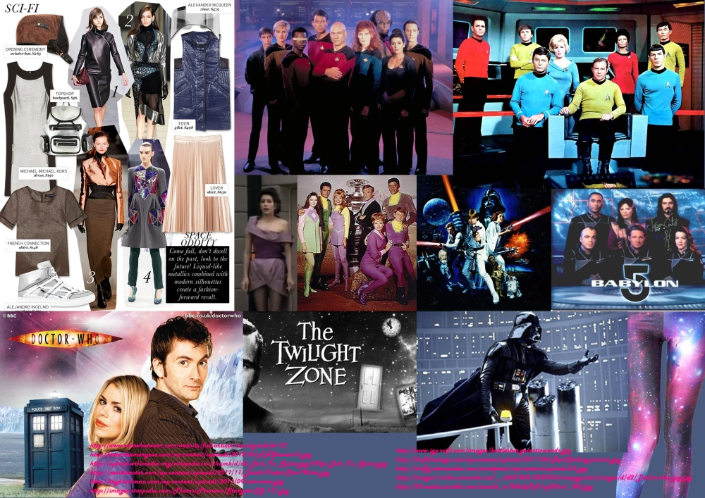 What do Trekkies and Fashionistas Have In Common?